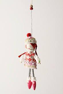 Little Ella Ornament