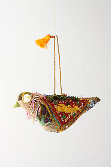 One-Of-A-Kind Carnival Bird, Large