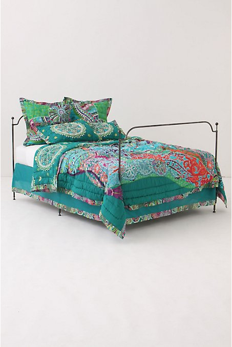 Distant Voyage Quilt - Anthropologie.com