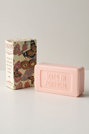Envelope Soaps - Anthropologie.com :  bath and body skin care soap