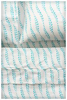 Azure Fern Sheet Set