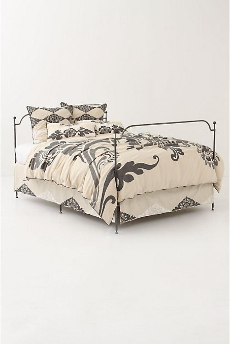 Twilit Vines Duvet - Anthropologie.com :  duvet anthropologie interior bedding