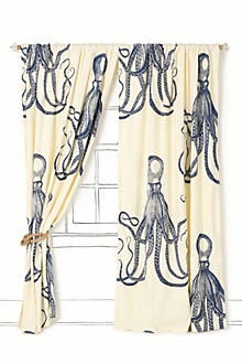 Deep Sea Curtain
