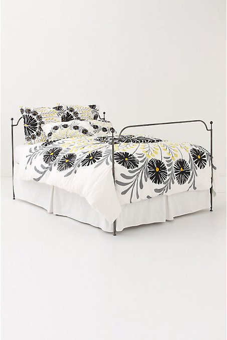 Ring Of Asters Duvet - Anthropologie.com