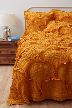 Rivulets Bedding, Gold