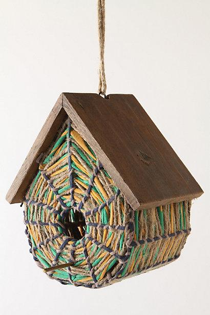 Homespun Birdhouse, Шале