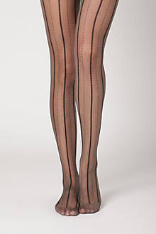 Cabled Tights