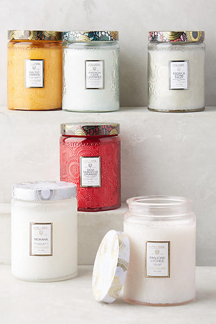 Voluspa candle set