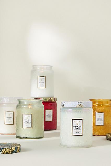 Voluspa candle set