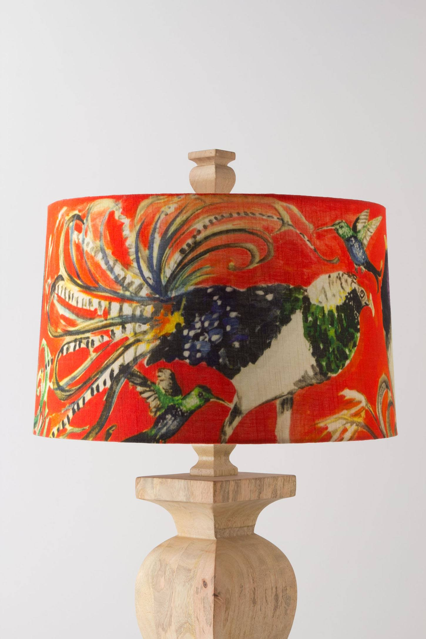 Avian Curiosities Light Shade