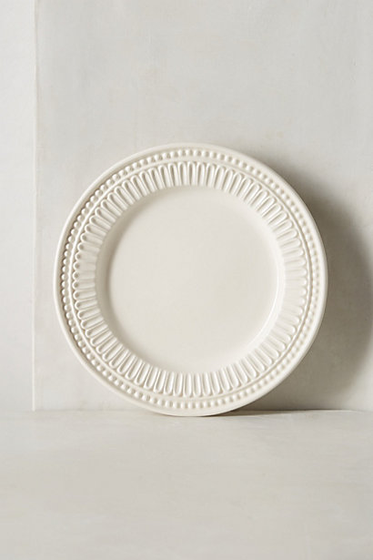 Dinner collections plates dining entertaining for Calligrapher canape plate