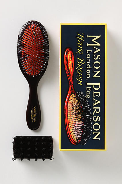 Mason Pearson Hairbrushes are the BEST!