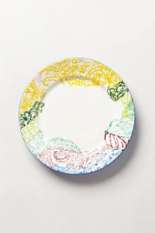 Radiant Petals Side Plate