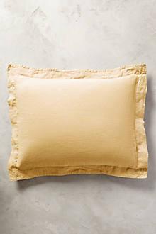 Soft-Washed Linen Shams
