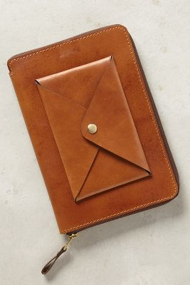 Stitched Leather iPad Mini Case