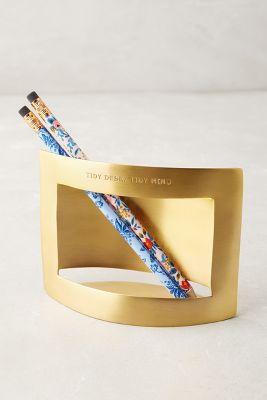 Crescent Pencil Cup