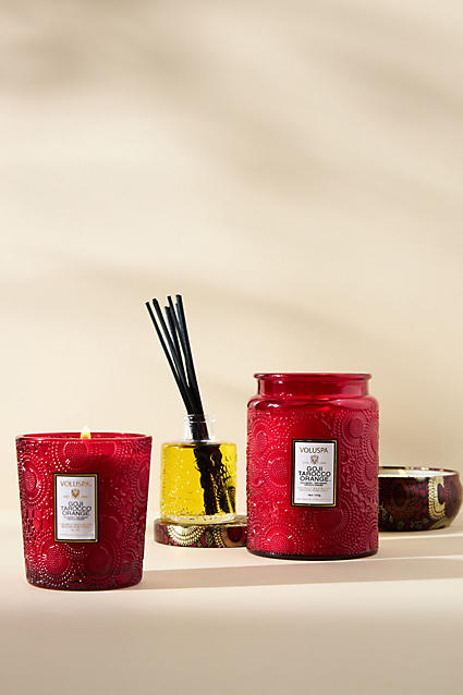 Pretty Voluspa candles always make lovely hostess gifts!