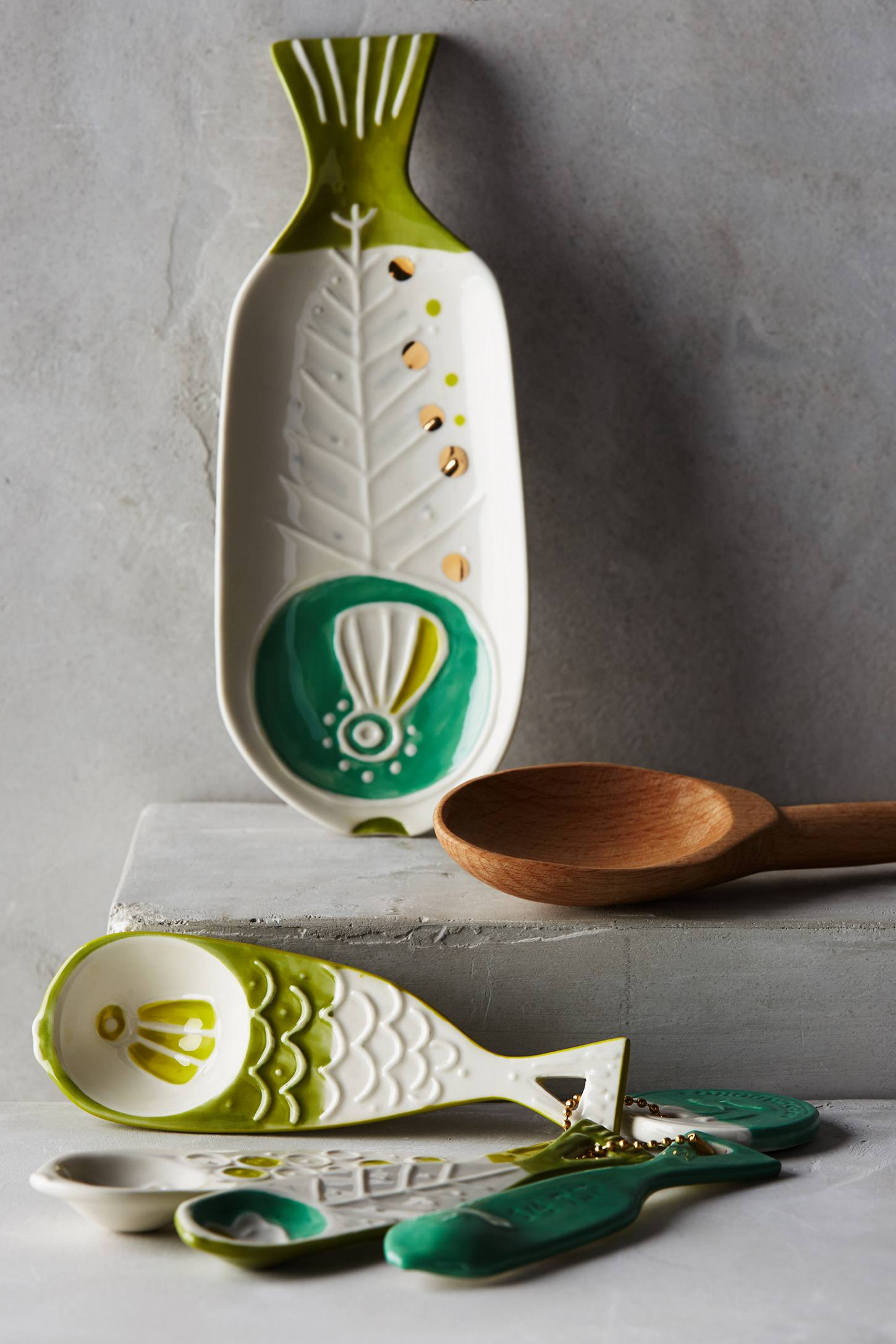 Pescadoro Spoon Rest
