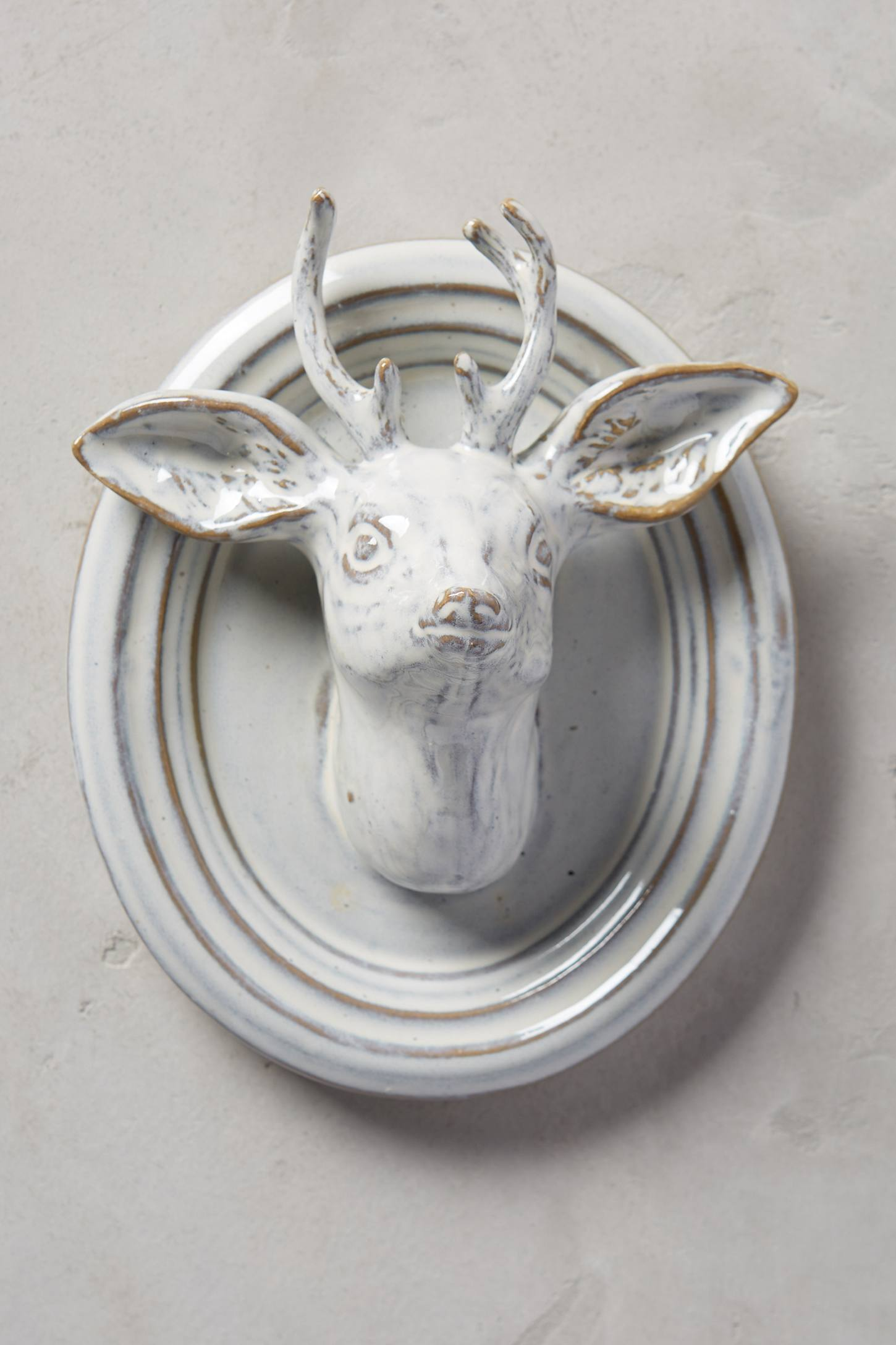 Pleasant Pasture Deer Bust