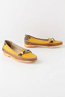 Daffodil Voltaic Loafers