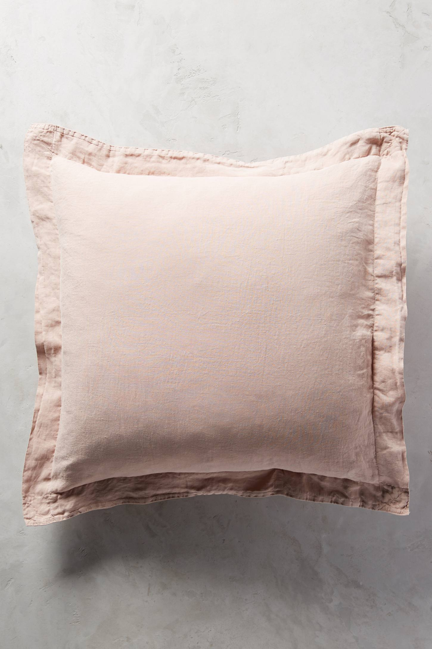 Soft-Washed Linen Pillowcase