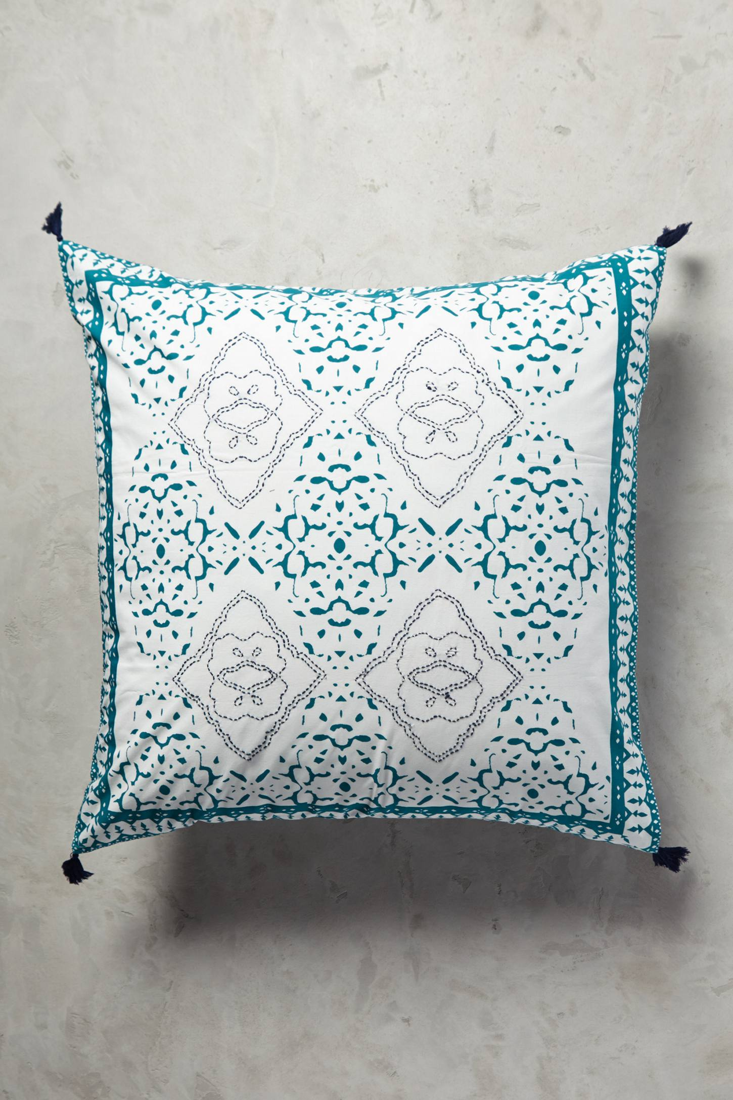 Enmore Embroidered Pillowcase