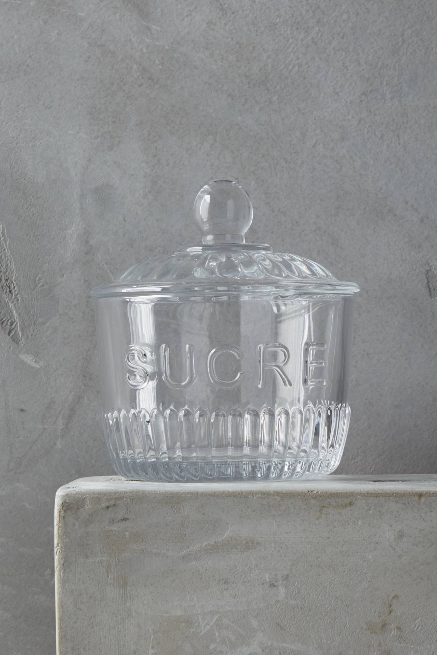 French Table Sugar Pot