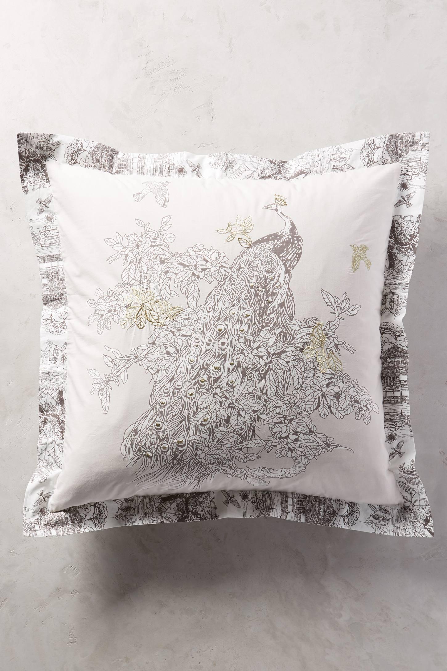 Willowherb Pillowcase
