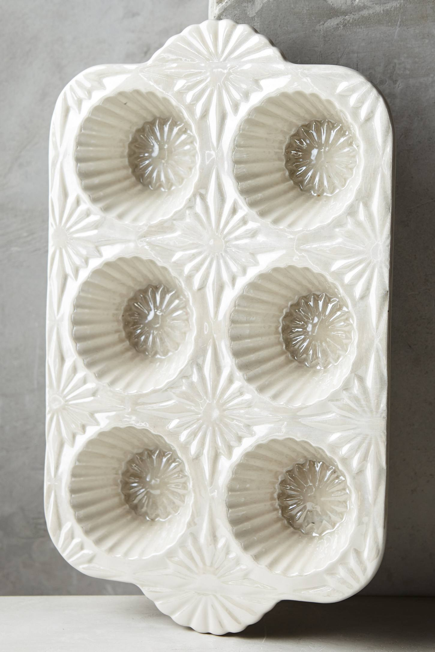 Raised Bloom Muffin Pan