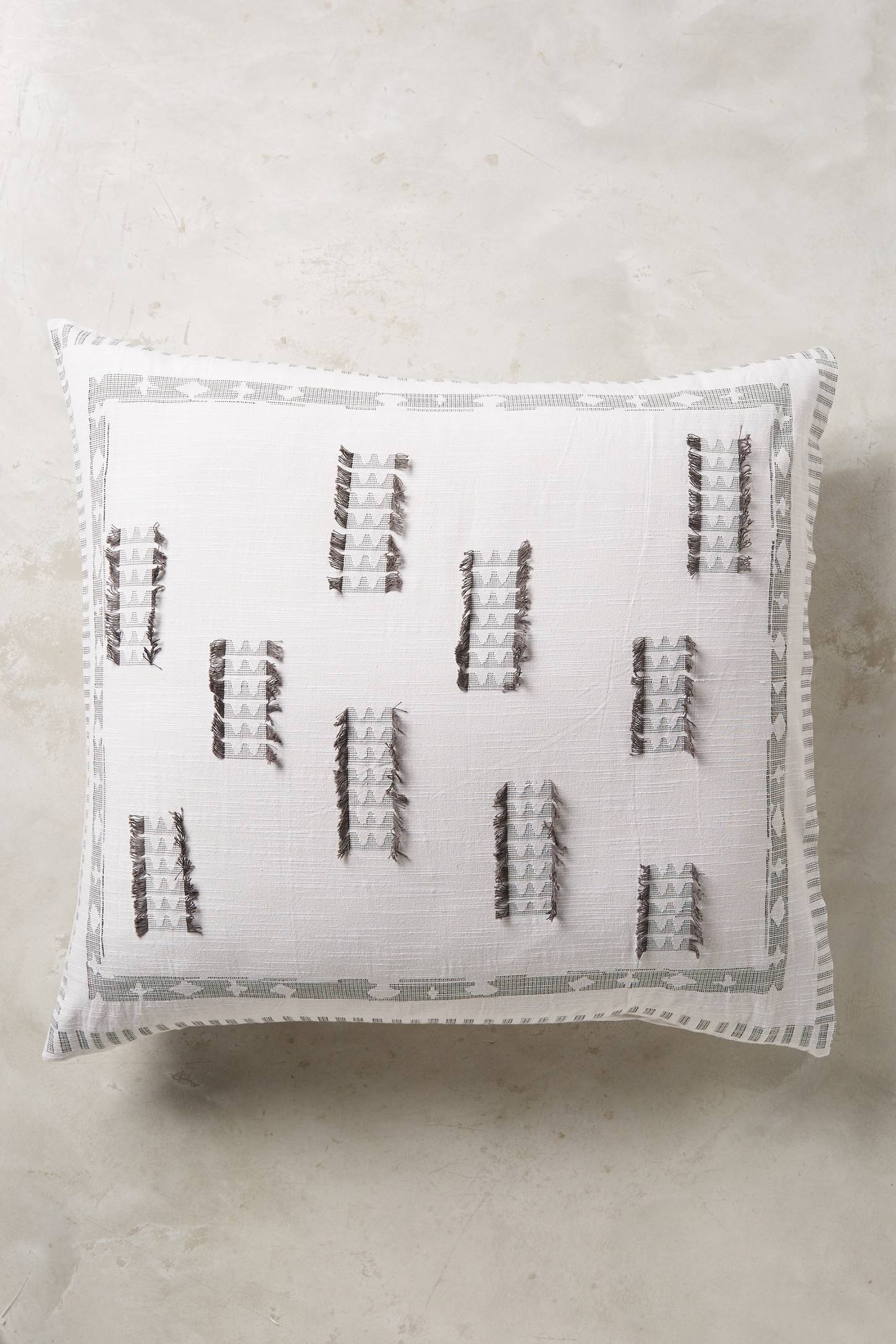 Zaira Square Pillowcase