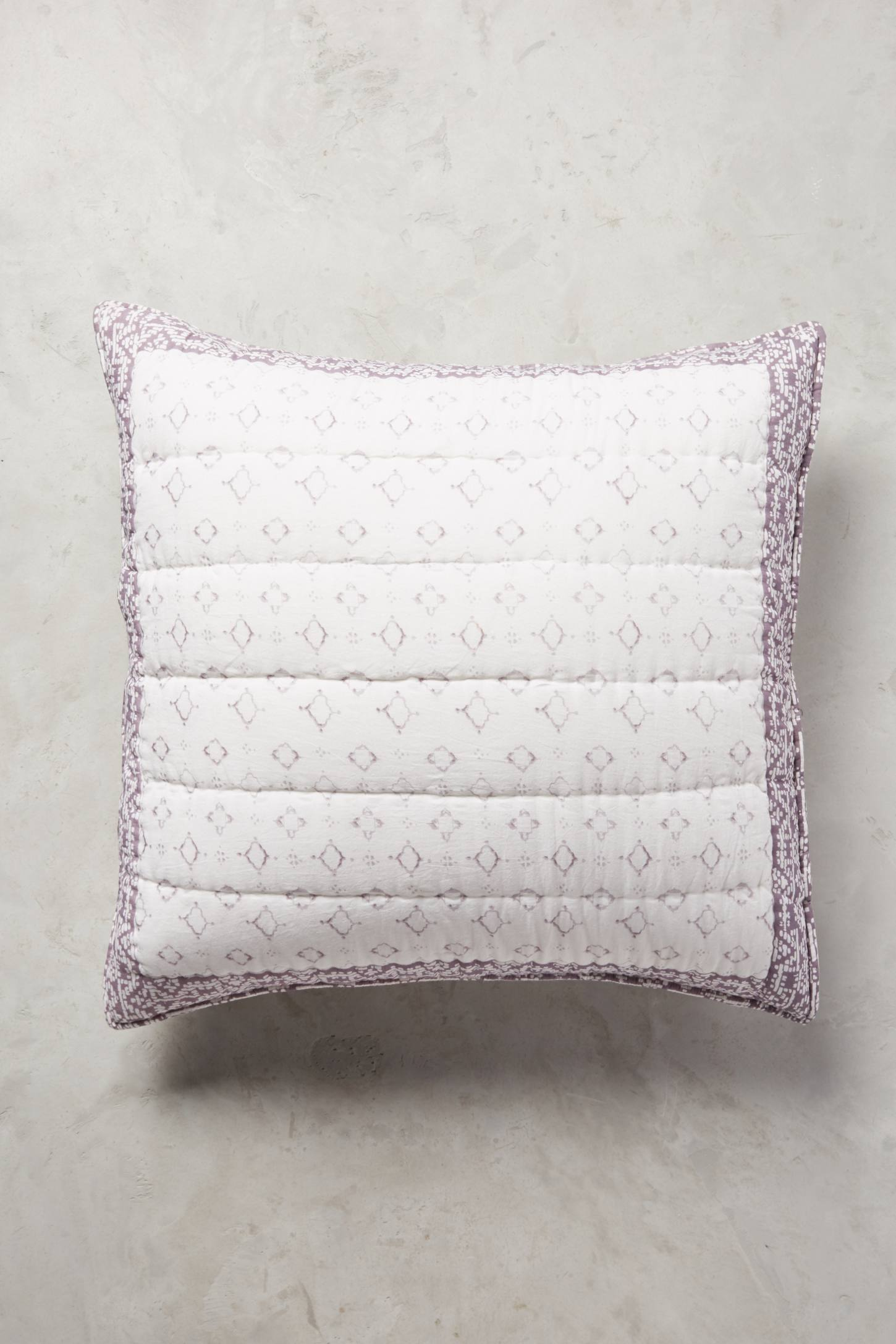 Trulli Square Pillowcase