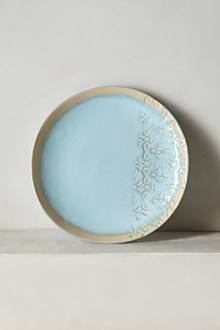 Blooming Lace Dessert Plate