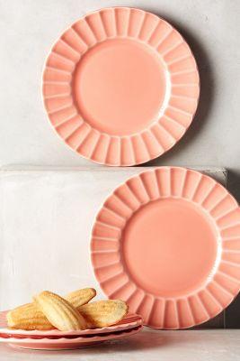 Latte Dessert Plates