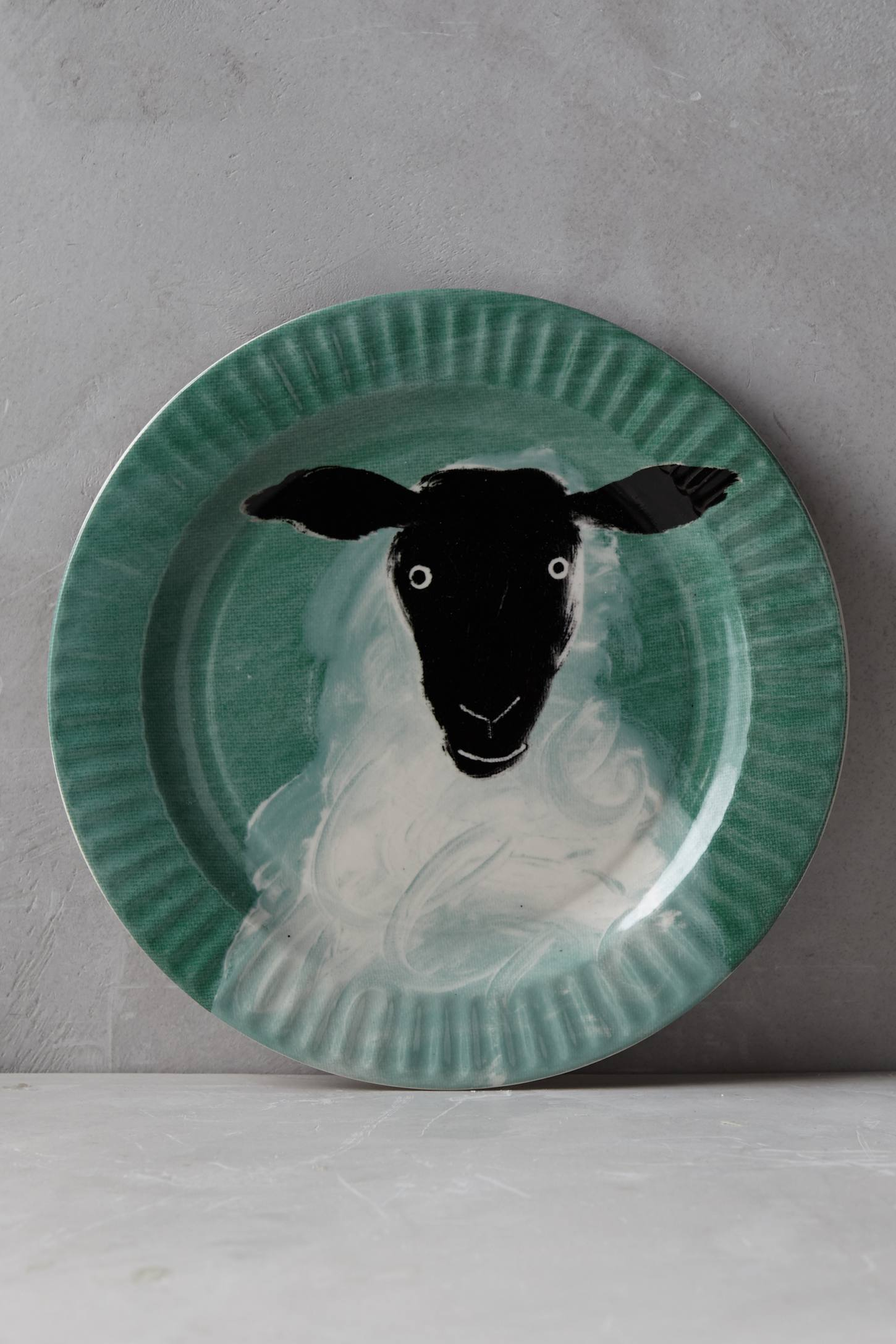 The Farm Dessert Plate