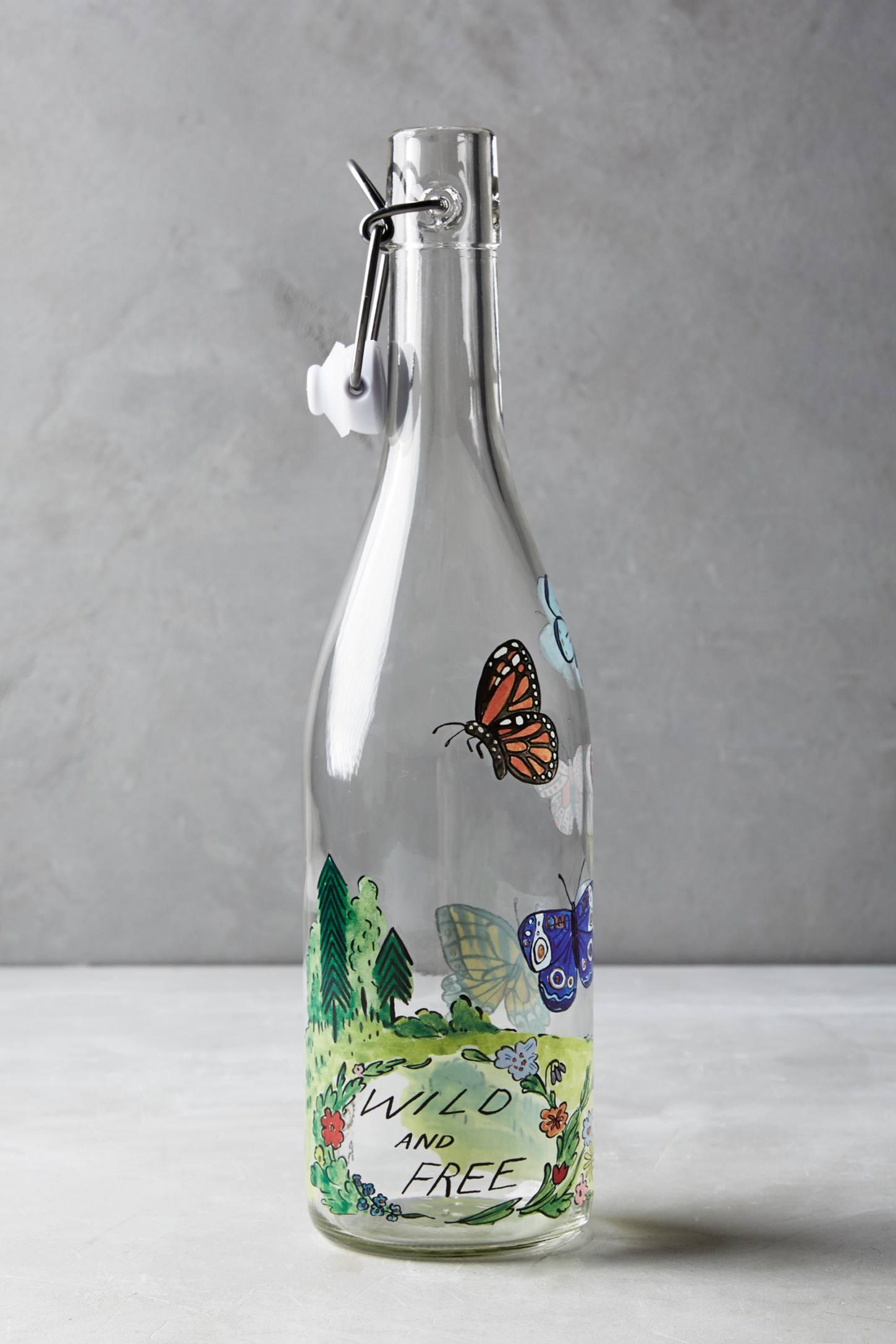 Flutterby Carafe