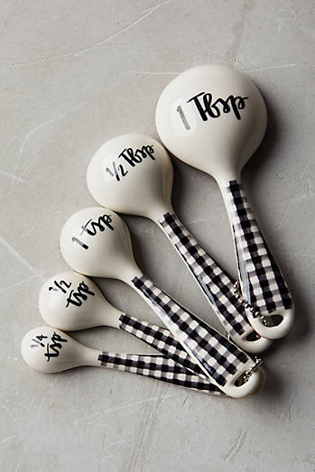 Petalpress Measuring Spoons