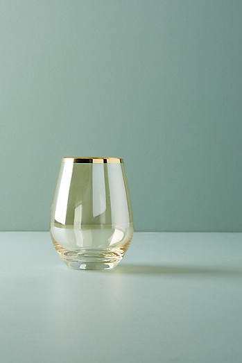 Tonal Stemless Wine Glass