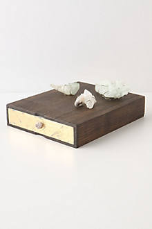 Wrapped Crag Jewelry Box, Extra Large