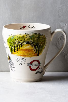 City Vignette Mug