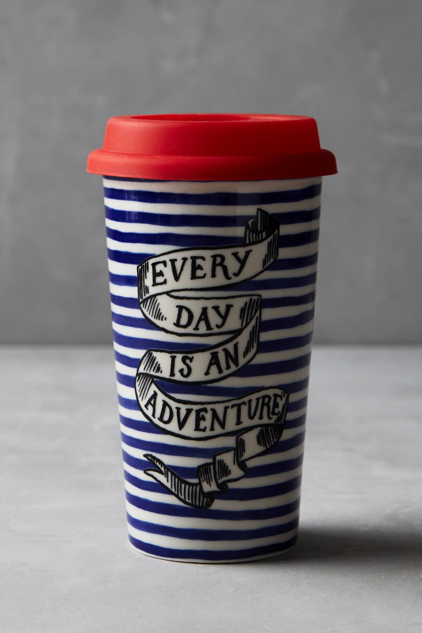 Sweet Salutation Travel Mug
