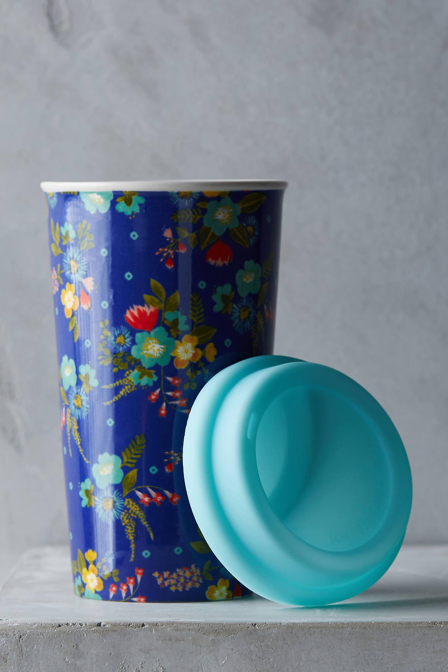Florist's Travel Mug