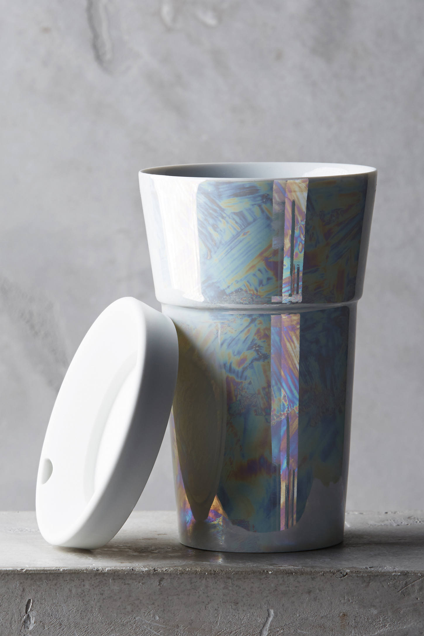 Cosmic Lustre Travel Mug