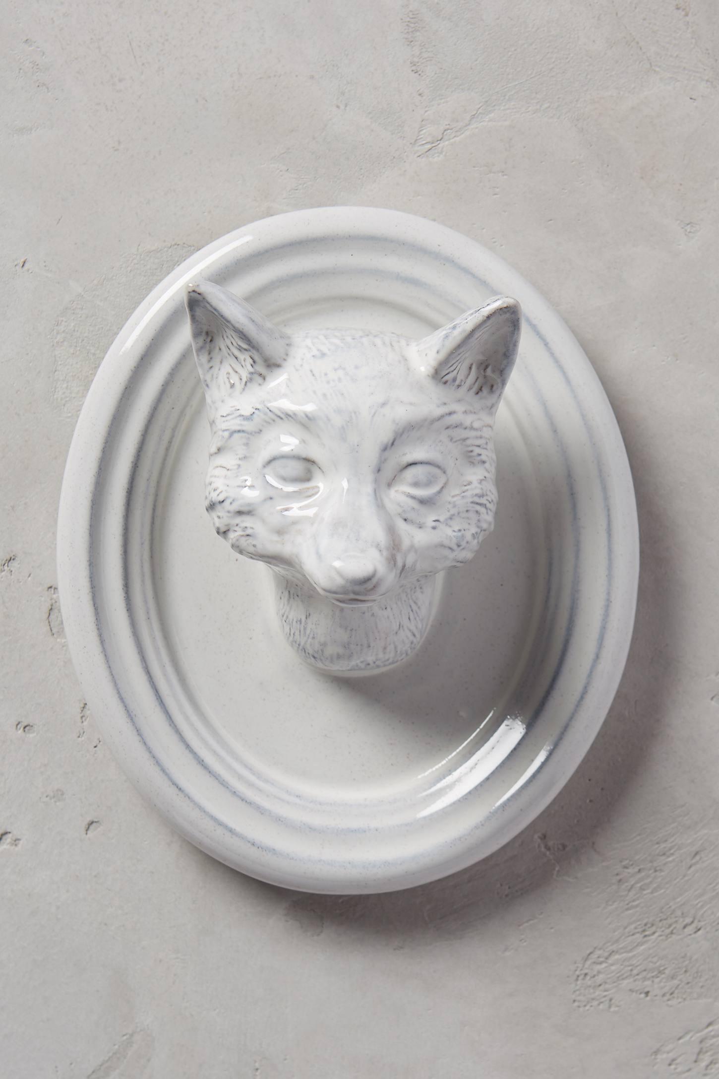 Pleasant Pasture Fox Bust