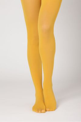 Mustard Tights - Size M/L - $15