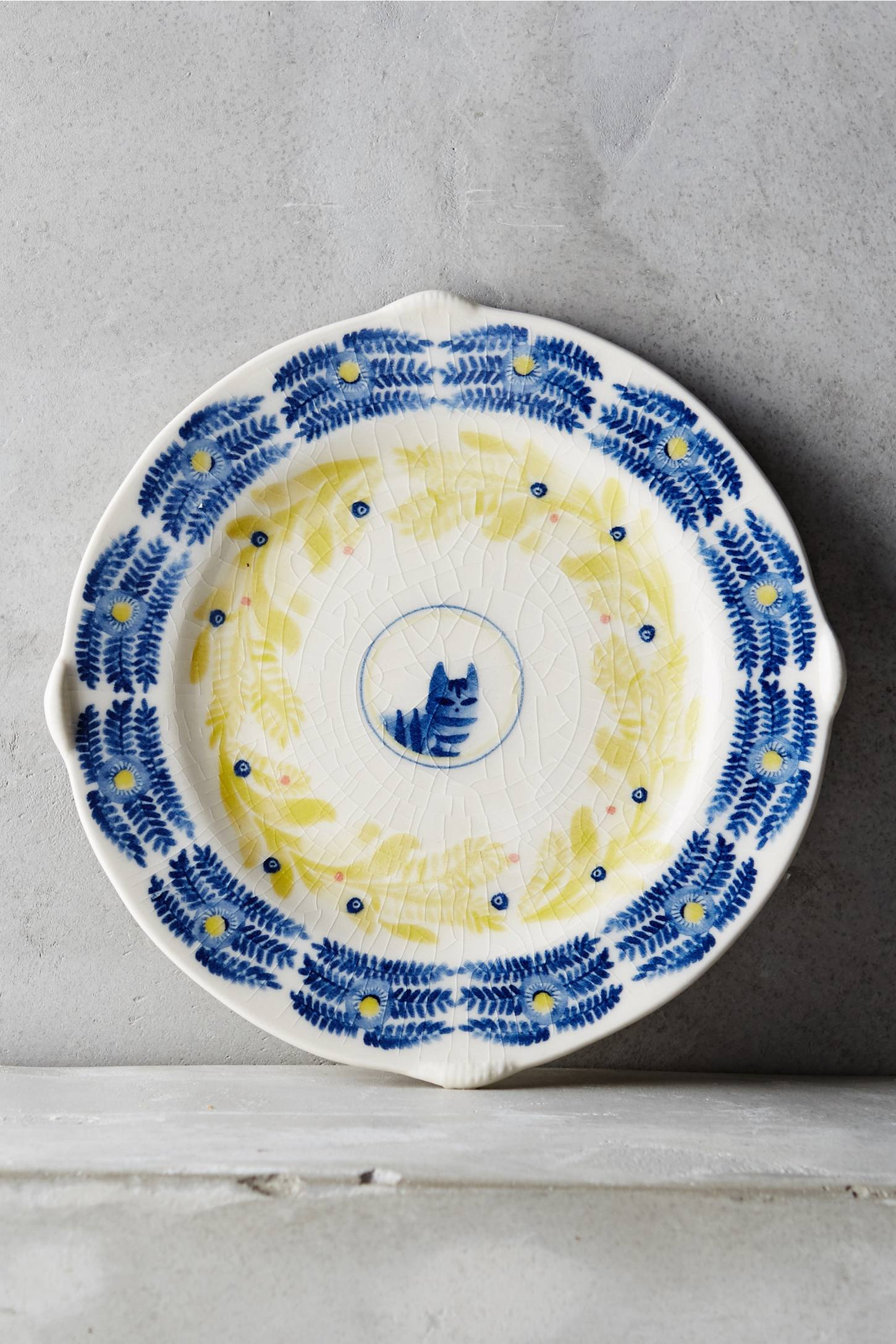 Vivero Canape Plate