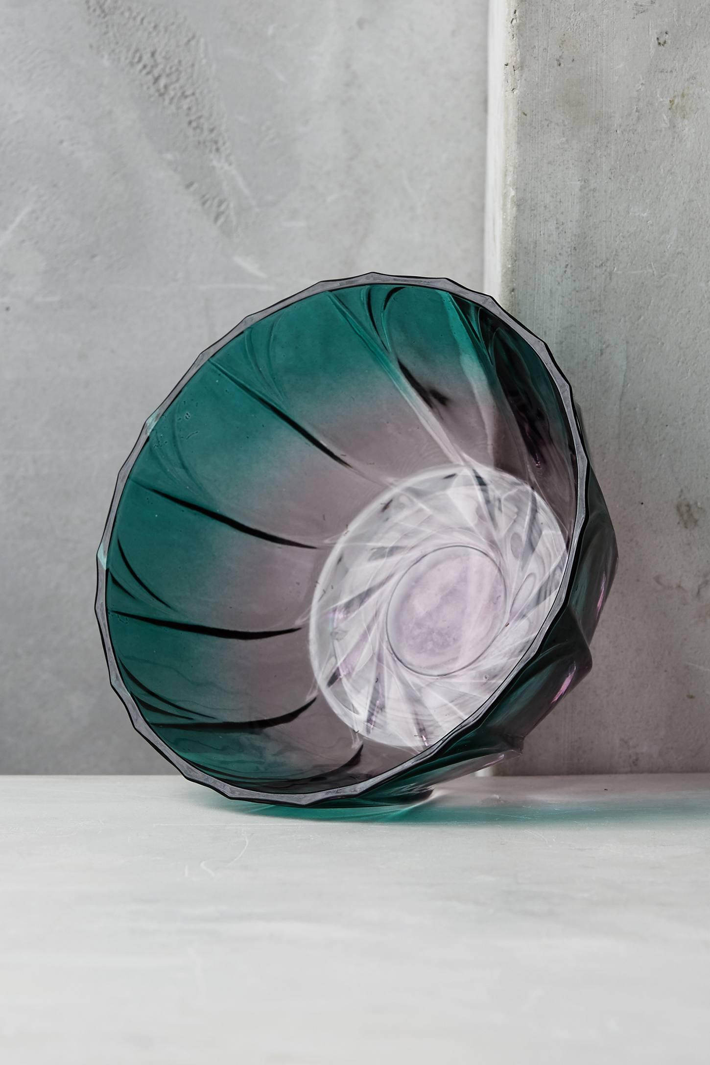 Gelateria Blown Glass Bowl