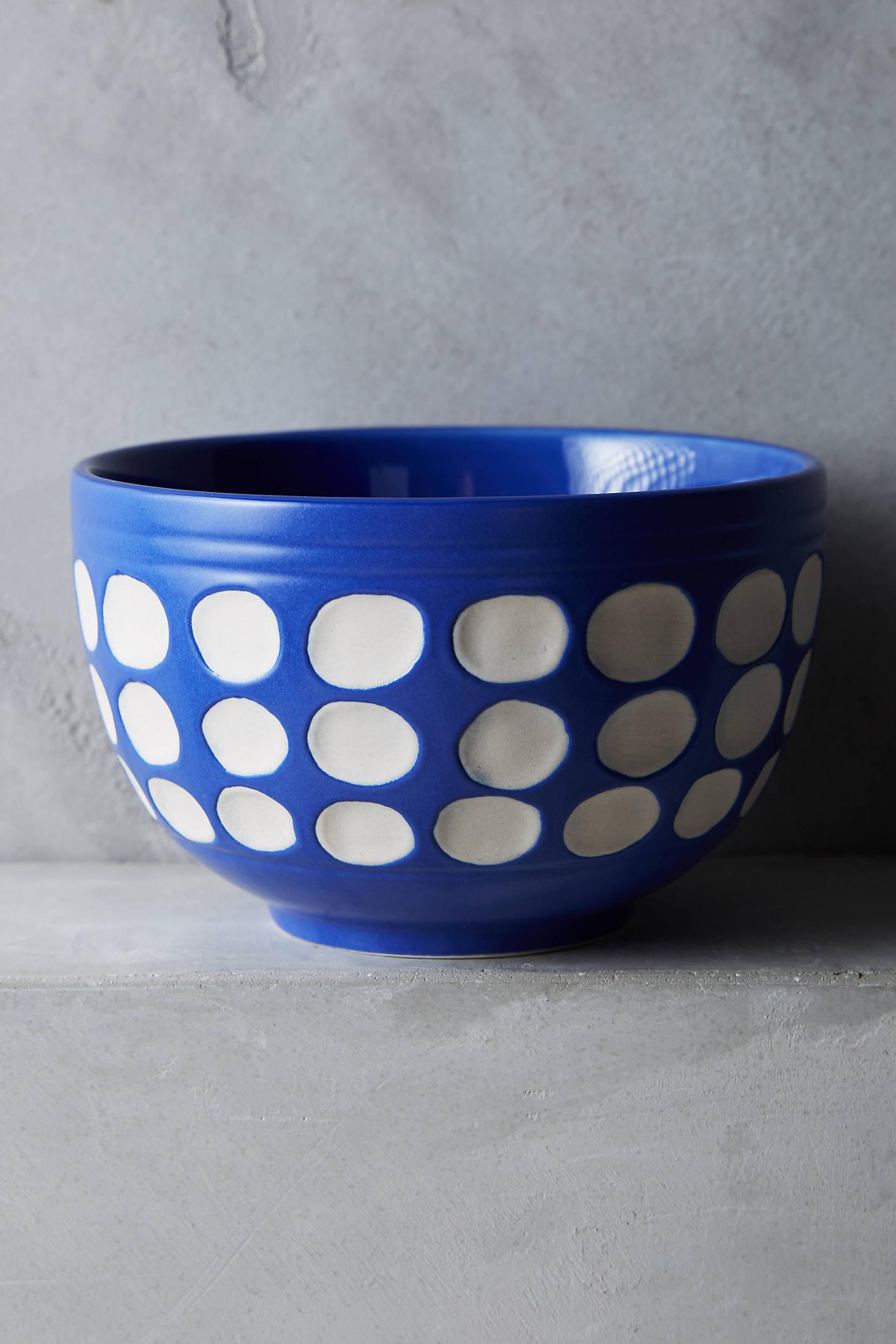 Darling Dots Cereal Bowl