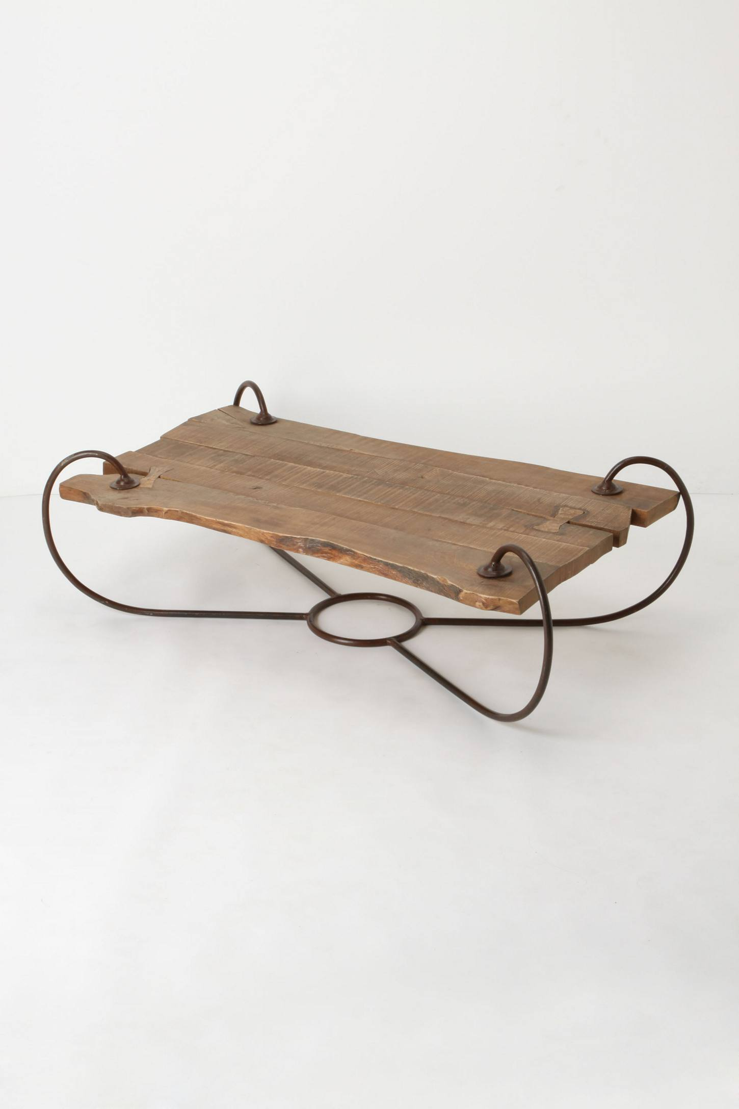 Monarch Coffee Table, Small Rectangle