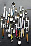 Thumbnail View 3: Rediscovered Flatware
