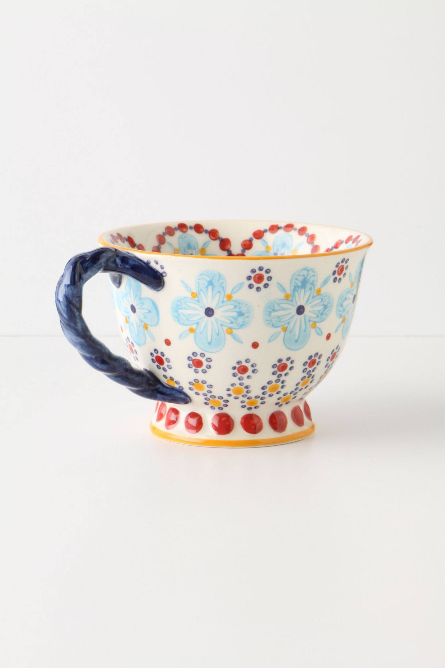 Slide View: 4: With A Twist Teacup